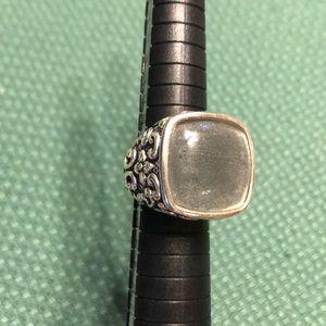 Studio Barse rutilated quartz ring